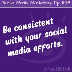 Social Media Marketing Tip #133  #SocialMedia #SocialMediaMarketing #Marketing #Quotes #MarketingTips #MarketingQuotes #Business