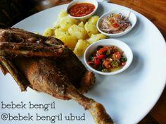 Bebek Bengil (Balinese Food) - Bebek Bengil Ubud Bali - 91