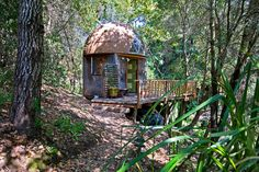 Diese Hütte ist die am meisten gebuchte Unterkunft bei Airbnb