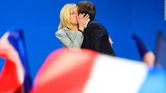 Are we sexist for gawking at Macrons marriage?