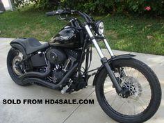 2007 Harley Davidson Custom Night Train #harleydavidsonsoftailnighttrain