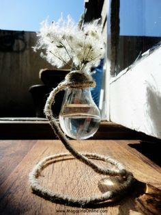 Creative Ideas With Light Bulb