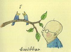 Quirky Cartoons Re-Imagine Famous Websites