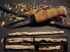 Try Sticks: best practice for craving skills and your knife