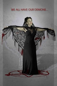 Cursed: Satanic - Evelyn Poole/Madame Kali | Penny Dreadful by Hilary Heffron, Hilarious Delusions
