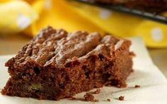 Fairtrade chocolate and banana brownies recipe | House and Leisure