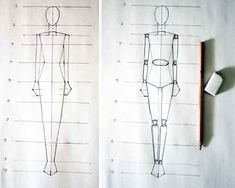 Apr 2019 - Take our FREE Online fashion design courses and learn Fashion drawing, Fashion illustration, Coloring body and Face, Drawing clothes and garments. Fashion Illustration Sketches, Fashion Sketchbook, Fashion Sketches, Fashion Drawing Tutorial, Fashion Figure Drawing, Drawing Fashion, Fashion Design Classes, Fashion Design Drawings, Croquis Fashion