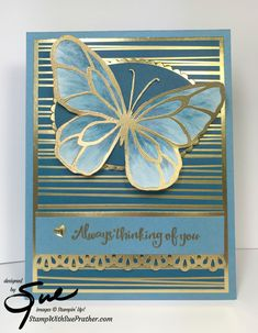 World Autism Awareness Day International Stampin' Up! Blog Hop | Stamp With Sue Prather