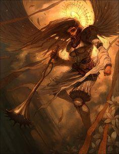 angel by ~tahra on deviantART