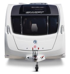 Challenger Sport 586 exterior nose on Caravans, Outdoor Life, Touring, Camping, Exterior, Vehicles, Sports, Outdoor Living, Campsite