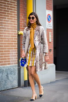 How to Make Your Outfit Look Expensive in 2016 via @WhoWhatWearAU