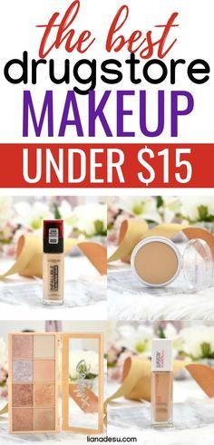 High-End Makeup Products Worth Your Money - liana desu Best Drugstore Makeup, Drugstore Makeup Dupes, Best Makeup Products, Elf Dupes, Eyeshadow Dupes, Lipstick Dupes, Beauty Products, Beauty Dupes, Beauty Makeup