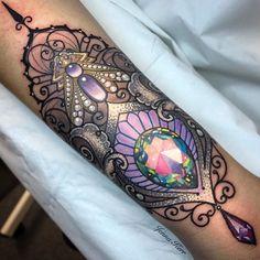 Jenna Kerr #TattooIdeasForearm