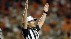 Sure hope to see Ed soon... NFL Referee Ed Hochuli