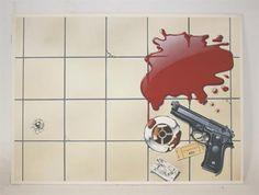 """""""Crime At Christmas"""" by DAVID JUNIPER"""