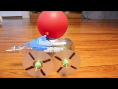 4-Wheel Balloon Car | Design Squad