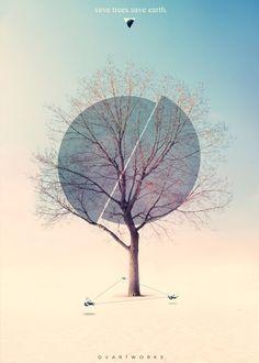Modern poster designs for your inspiration - http://minus.com/mz75J7E8M/