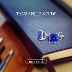 Top Tanzanite specializes in the tanzanite gemstones and manufacturing of handmade tanzanite jewelry, tanzanite earrings , tanzanite rings, tanzanite studs. Tanzanite Earrings, Tanzanite Gemstone, Stud Earrings, Gemstones, Absolutely Stunning, Beautiful, Engagement Jewelry, Studs, White Gold