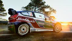 Mikko Hirvonen y Jarmo Lehtinen_Ford Fiesta RS WRC