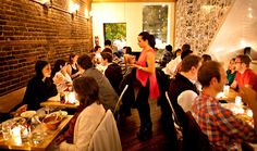 Hungry City - Gran Eléctrica in Dumbo, Brooklyn - NYTimes.com