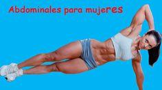 Los mejores ejercicios abdominales para mujeres desde casa