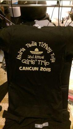 Girls' Trip Shirt