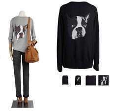 french bulldog jumper