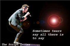The Script - Quotes And Lyrics