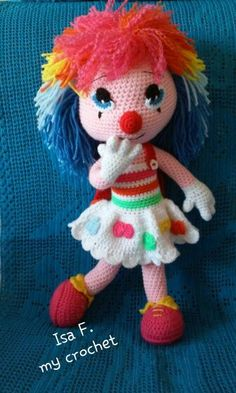 Miss clown
