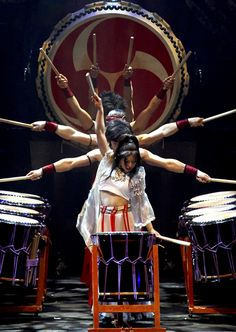 TAO: PHOENIX RISING  Saturday, April 5, 2014 at 8:00 pm  Staller Center Main Stage.     In TAO's new production, athletic performers in contemporary costumes perform explosive Taiko drumming with innovative choreography and a dose of humor. TAO has proven that modern entertainment based on the traditional art of Japanese drumming has massive international appeal.