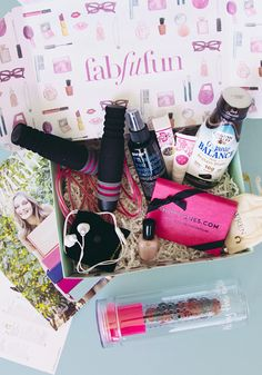 Ever wondered what FabFitFun is about? Try the #1 box with only FULL-SIZE luxury…