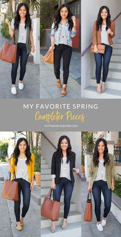 My Favorite Completer Pieces for Spring