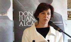 """María Aranguren: """"El Corral es un pieza fundamental de nuestra programación cultural"""" - http://www.dream-alcala.com/maria-aranguren-el-corral-es-un-pieza-fundamental-de-nuestra-programacion-cultural/"""