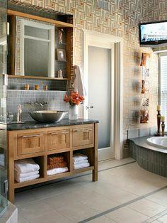 Banheiros P, M ,G - * Decoração e Invenção *