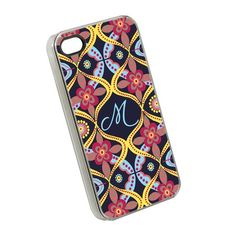 Monogrammed  iPhone 4/4S Case.