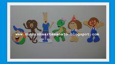 Ruthinha Artesanato: Decoração sala de aula turma Diante do Trono