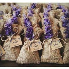 Hochzeitsbevorzugungen Lavender Pouch 6 – dreamss – – Diy World Wedding Favours, Diy Wedding, Wedding Gifts, Lavender Bags, Lavender Sachets, Purple Wedding, Diy And Crafts, Bridal Shower, Wedding Decorations