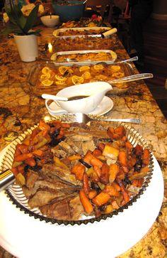 food network rosh hashanah menu