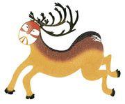 Caribou Spirit (2007) by Ningeokuluk Teevee