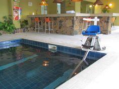 Adaptação em piscina dá prêmio a hotel ~ PcD On-Line