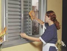 Como limpar janelas e esquadrias de aluminio - Dicas Aki!