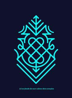 lá no fundo do mar cabem dois corações - http://www.flickr.com/photos/bengueletarjapreta/9016483248/#
