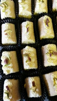 Nougat creme mini swiss rolls Swiss Rolls, Pie, Sweets, Desserts, Food, Torte, Tailgate Desserts, Cake, Deserts