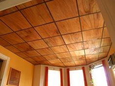 drop ceiling projects - Google Search