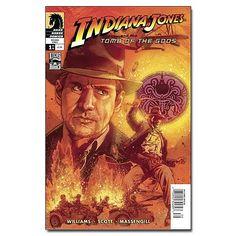indiana jones comic books - Google Search
