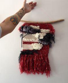 Tissage - Weaving HandMade http://ww.emadebyelise.etsy.com/