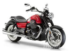 2015 Moto Guzzi California Audace and Eldorado First Look Motorcycle Review