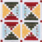 Chimneys and Cornerstones - Quilt in a Day Books