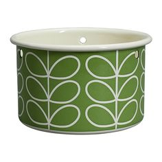 Buy Orla Kiely Small Linear Stem Hanging Pot - Apple   Amara
