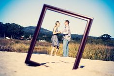 Frame Picture! Amazing idea!